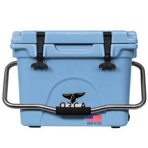 Light Blue 20 Quart Cooler