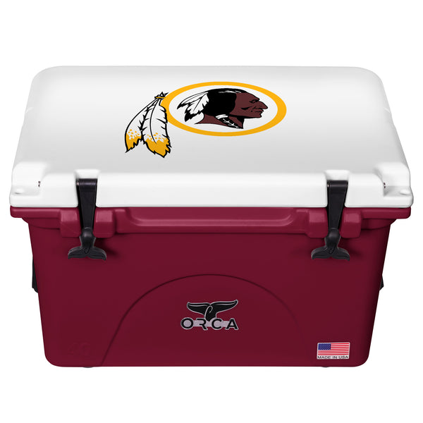 Washington Redskins - 40 Quart ORCA Coolers