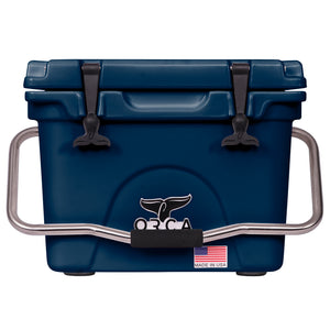 Navy 20 Quart Cooler