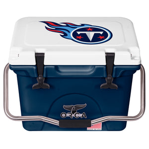 Tennessee Titans - 20 Quart ORCA Coolers