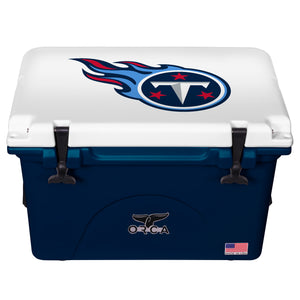 Tennessee Titans - 40 Quart ORCA Coolers