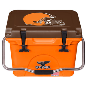 Cleveland Browns - 20 Quart ORCA Cooler