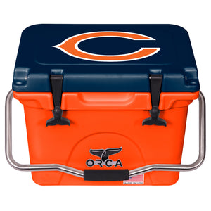 Chicago Bears - 20 Quart ORCA Coolers