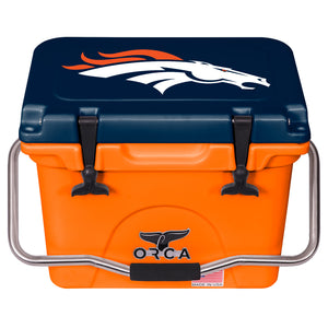 Denver Broncos - 20 Quart ORCA Cooler