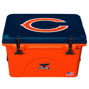 Chicago Bears - 40 Quart ORCA Coolers