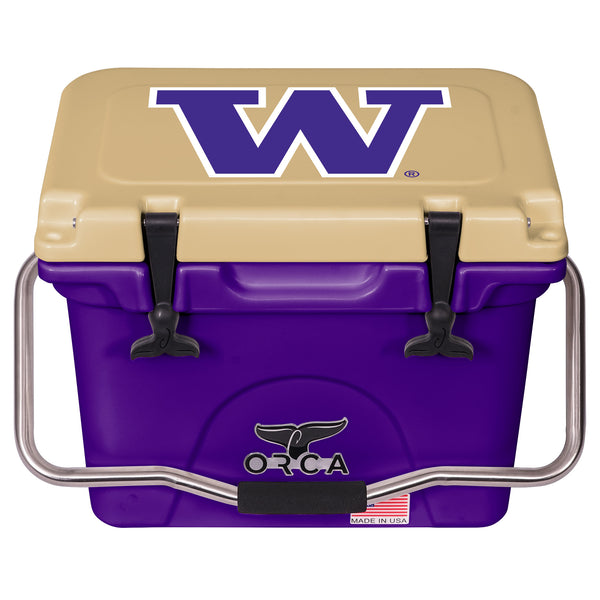 University of Washington Huskies- 20 Quart ORCA Cooler