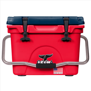 Red/Blue 20 Quart