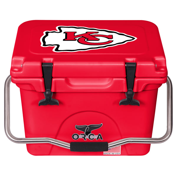 Kansas City Chiefs - 20 Quart ORCA Coolers