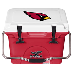 Arizona Cardinals- 20 Quart ORCA Cooler