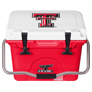 Texas Tech University Red Raiders- 20 Quart ORCA Cooler