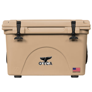 Tan 40 Quart Cooler