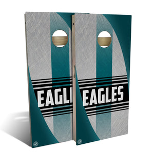Philadelphia 2.0 Cornhole Board Set (includes 8 bags)