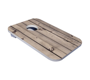 Weathered Wood Quarterboardz