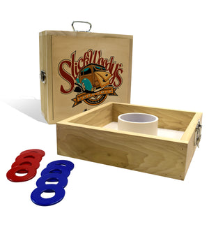 Slick Woody's Heritage Washer Toss Game