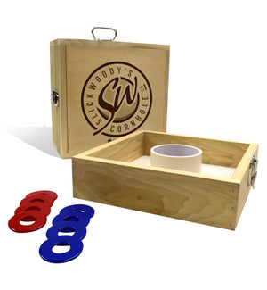 SW Iconic logo Washer Toss Game