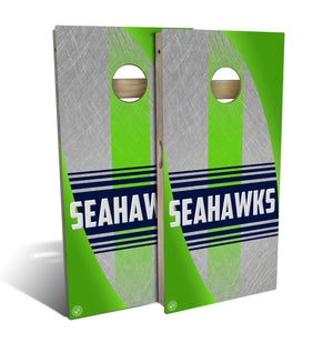 Seattle 2.0 Cornhole Board Set (includes 8 bags)