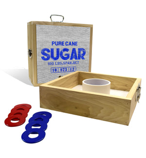 Country Living Sugar Sack Washer Toss Game