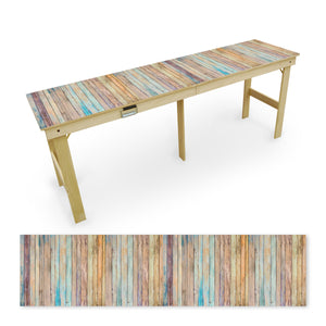 Country Living Summer Wood Tailgate Table