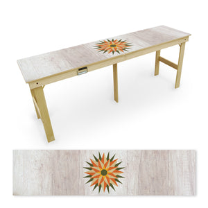 Country Living Sunflower Tailgate Table
