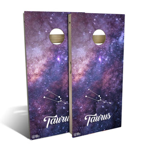 Taurus Cornhole Board Set (includes 8 bags)