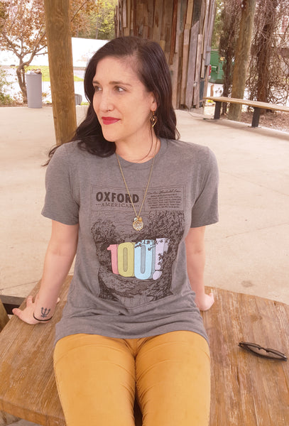 Oxford American T-shirt-100th Issue