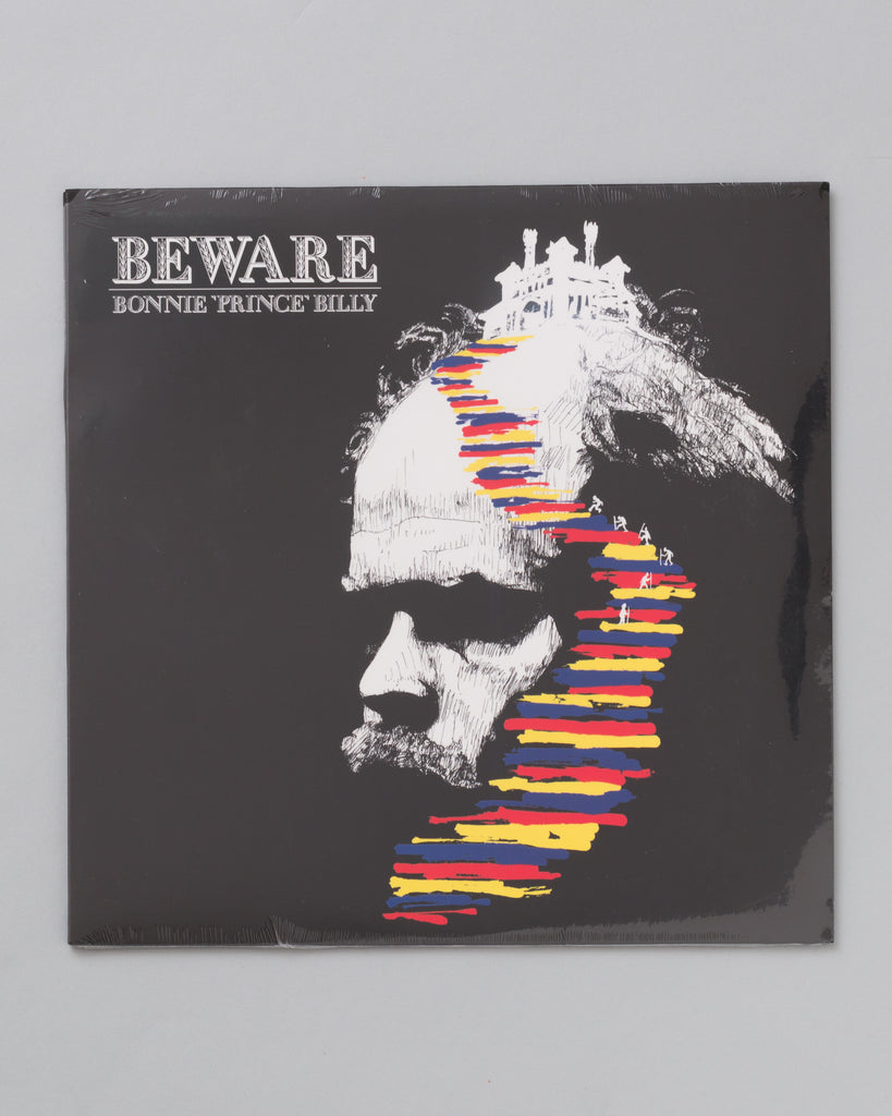 "Beware by Bonnie ""Prince"" Billy (LP)"