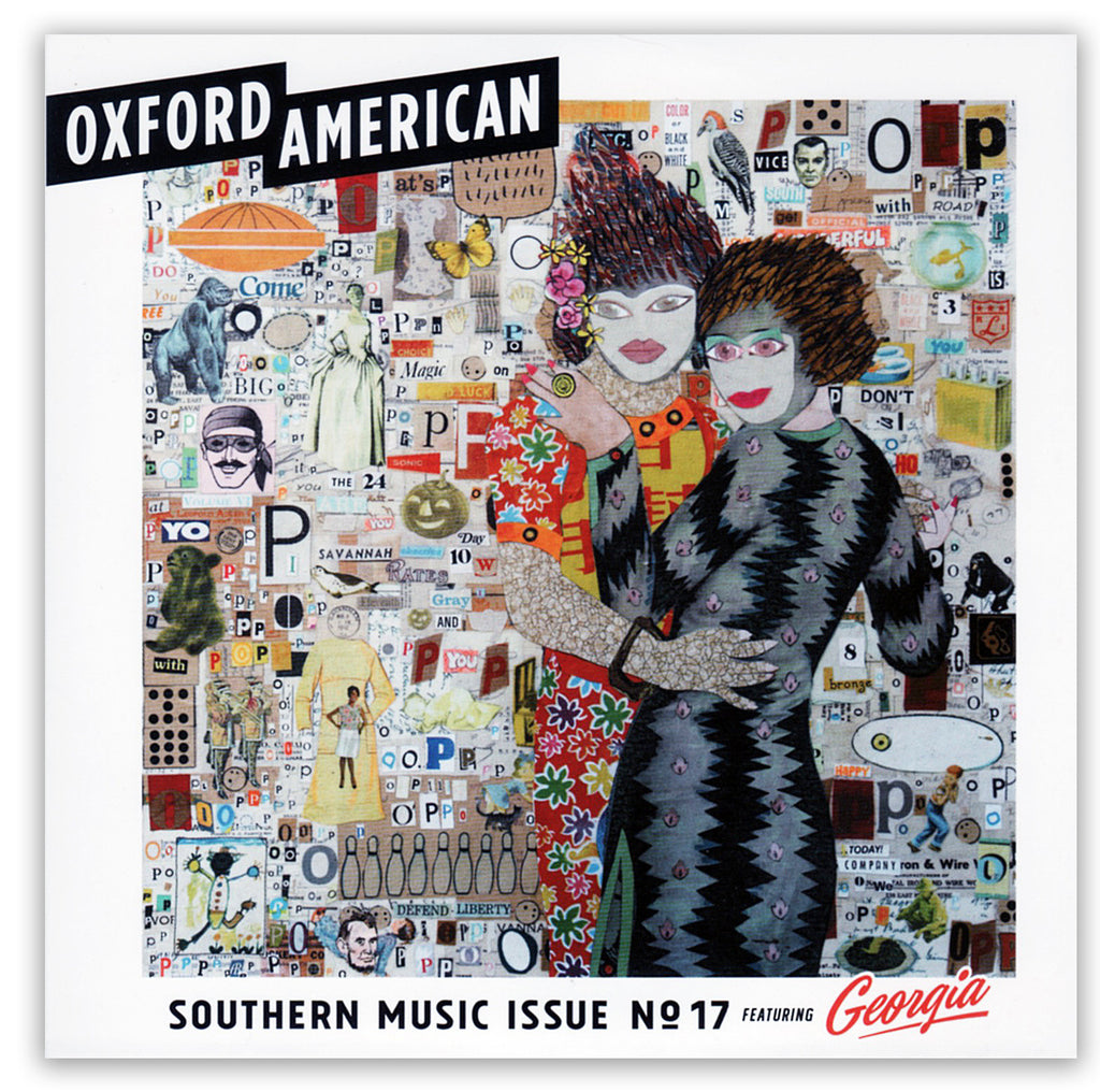 Issue 91: 17th Annual Southern Music Issue & CD — Georgia