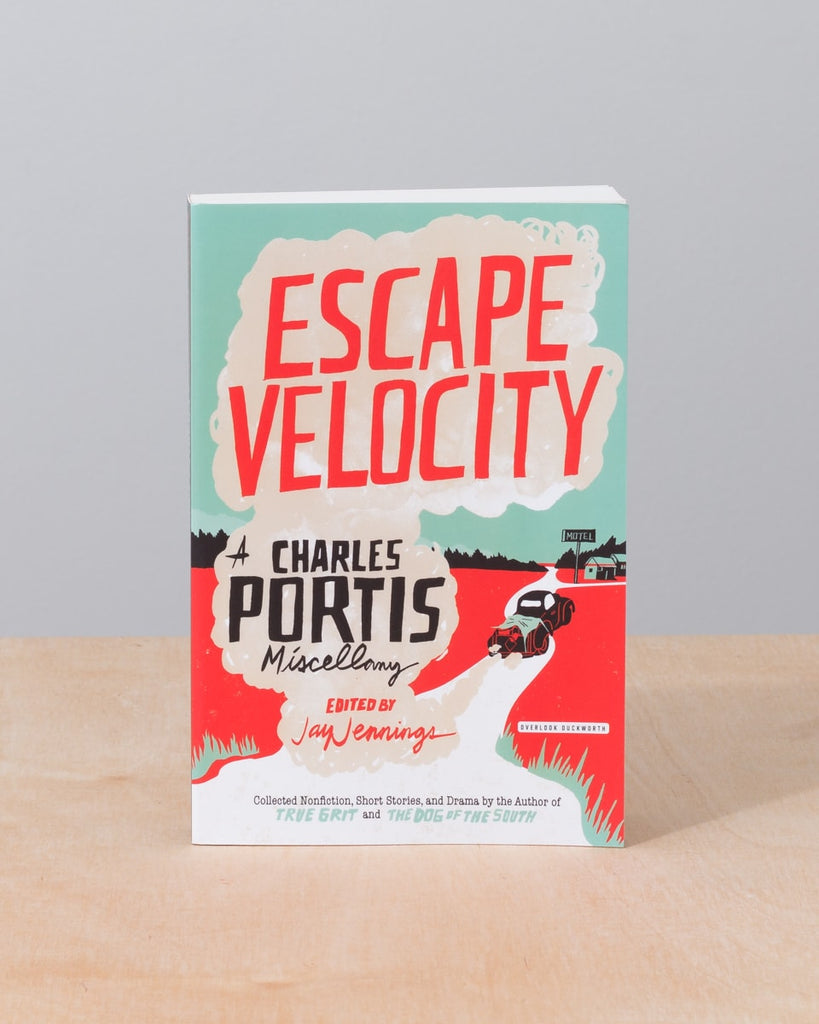 Escape Velocity by Charles Portis & Jay Jennings