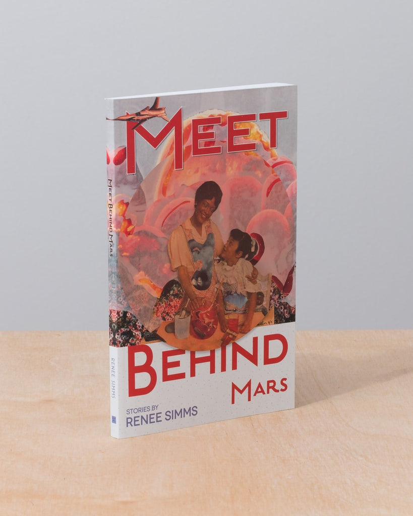 Meet Behind Mars by Renee Simms