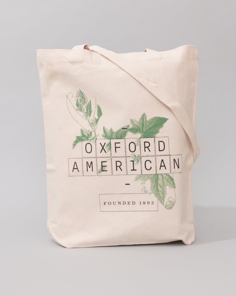 Kudzu Canvas Tote Bag