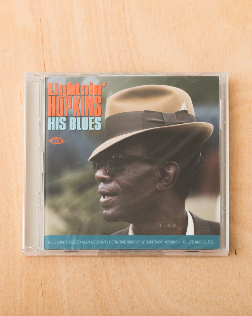 His Blues by Lightnin' Hopkins (CD)