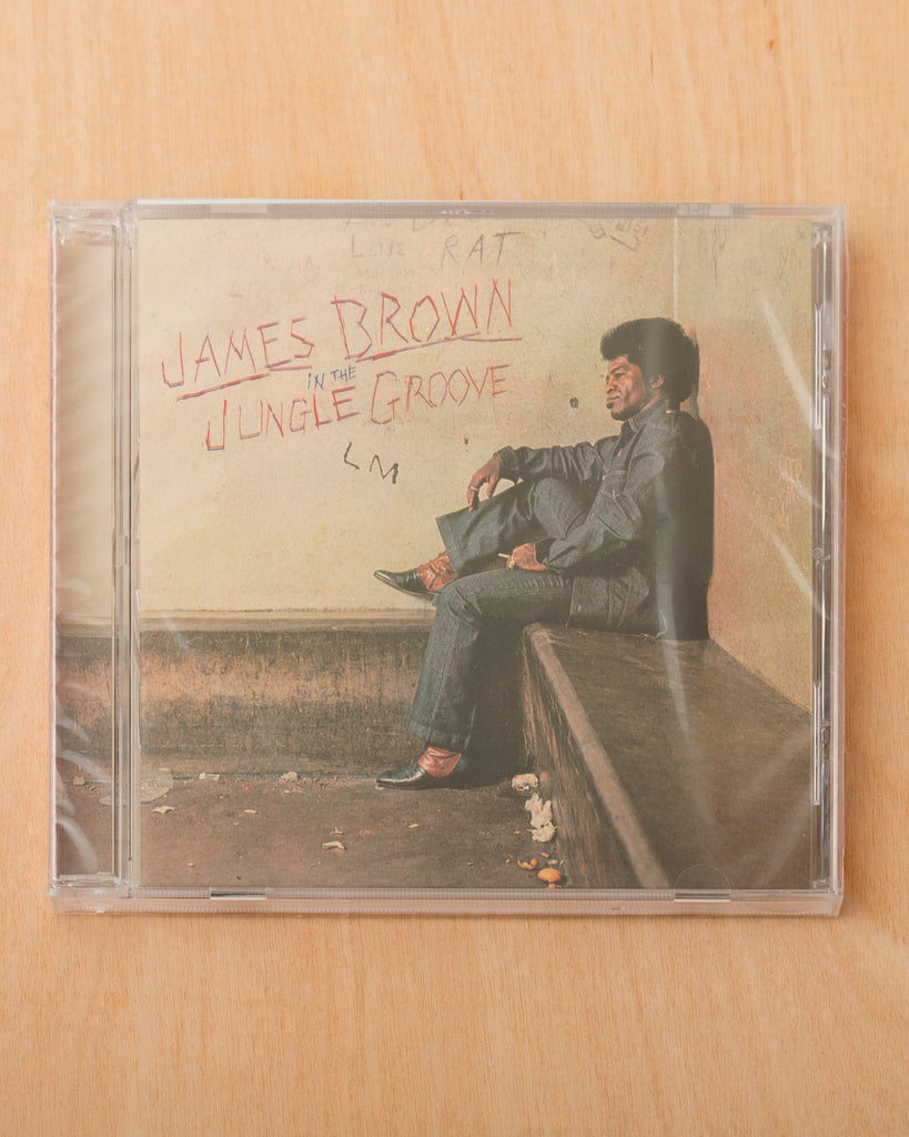 In The Jungle Groove by James Brown (CD)