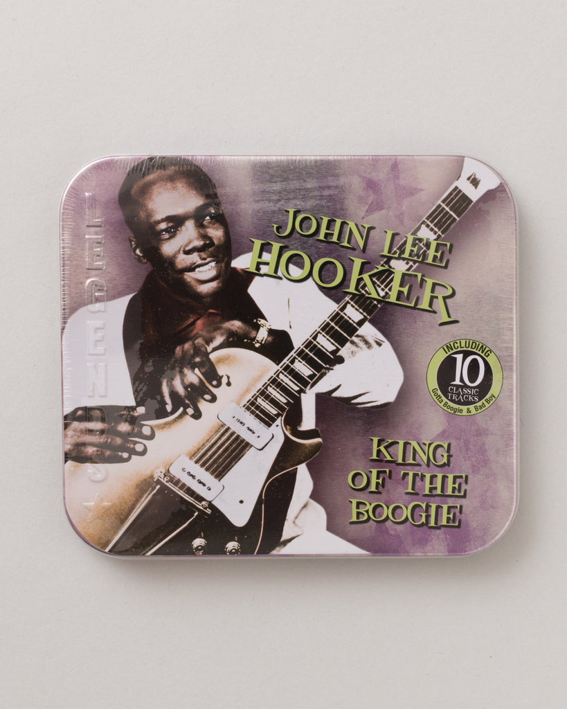 King of the Boogie by John Lee Hooker (CD)