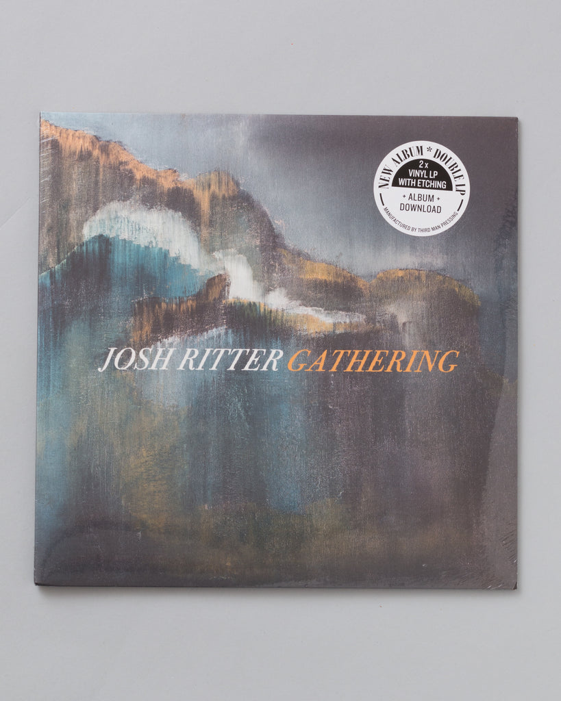 Gathering by Josh Ritter (LP)