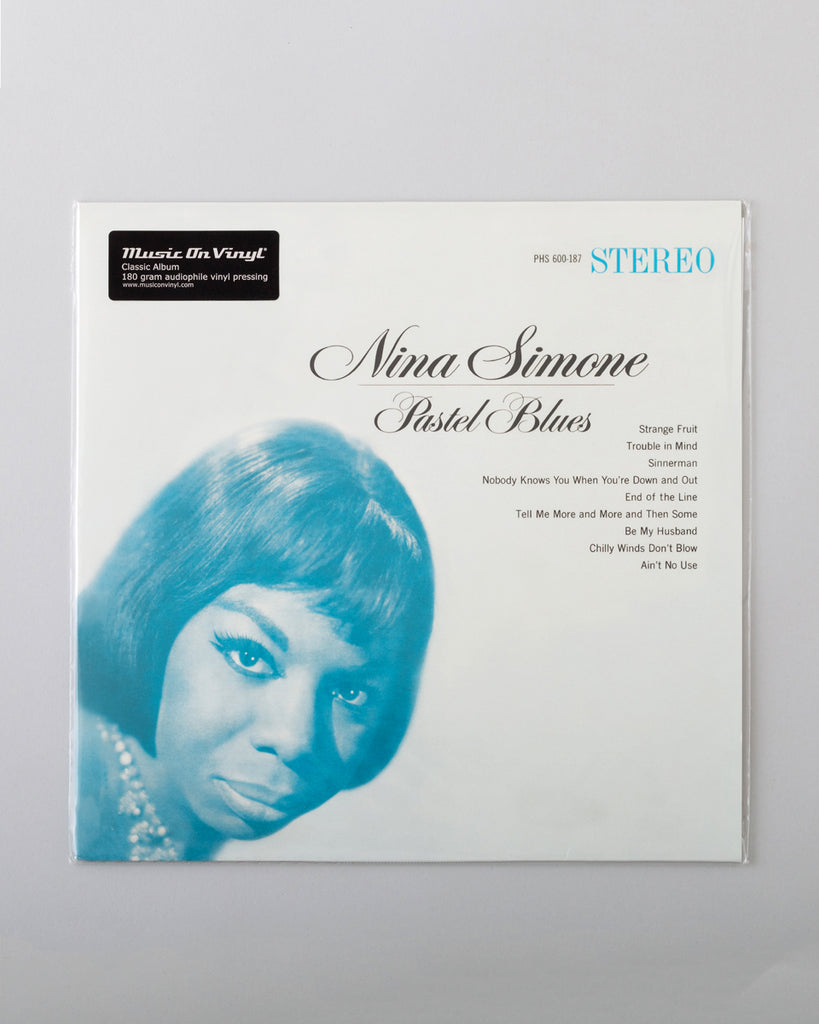 Pastel Blues by Nina Simone (LP)
