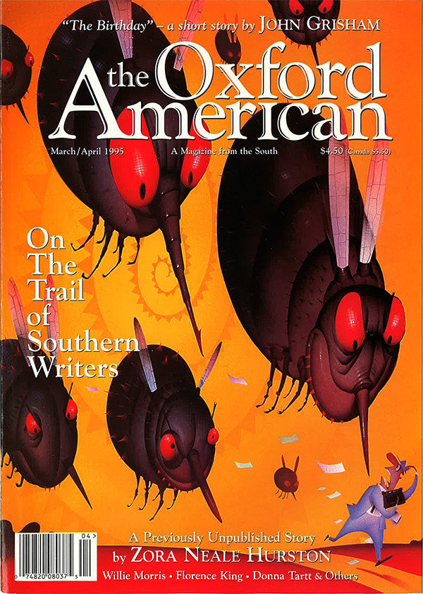 Issue 6: Spring 1995: On the Trail of Southern Writers