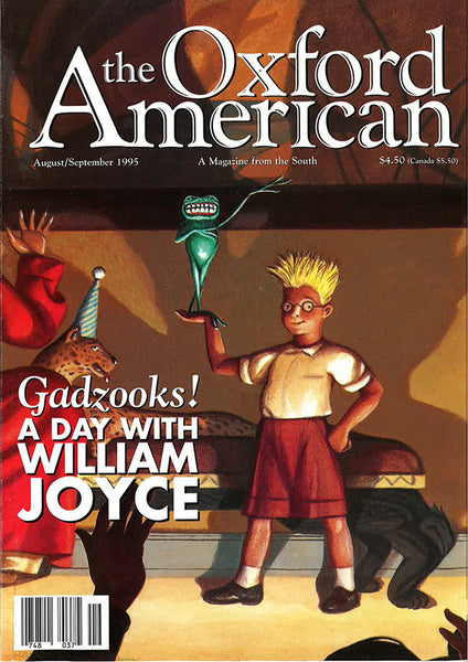 Issue 8: Fall 1995: Gadzooks! A Day with William Joyce