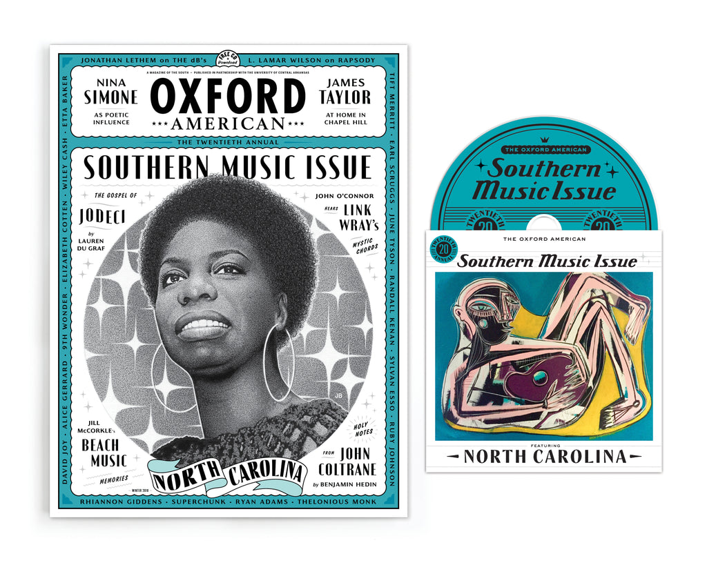Issue 103: 20th Annual Southern Music Issue & CD – North Carolina