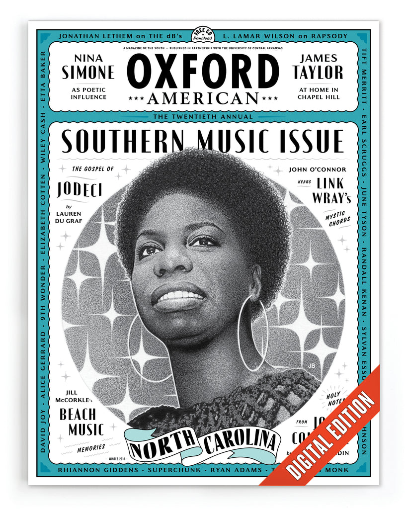 Issue 103: 20th Annual Southern Music Issue – North Carolina — Digital Edition (music download not included*)