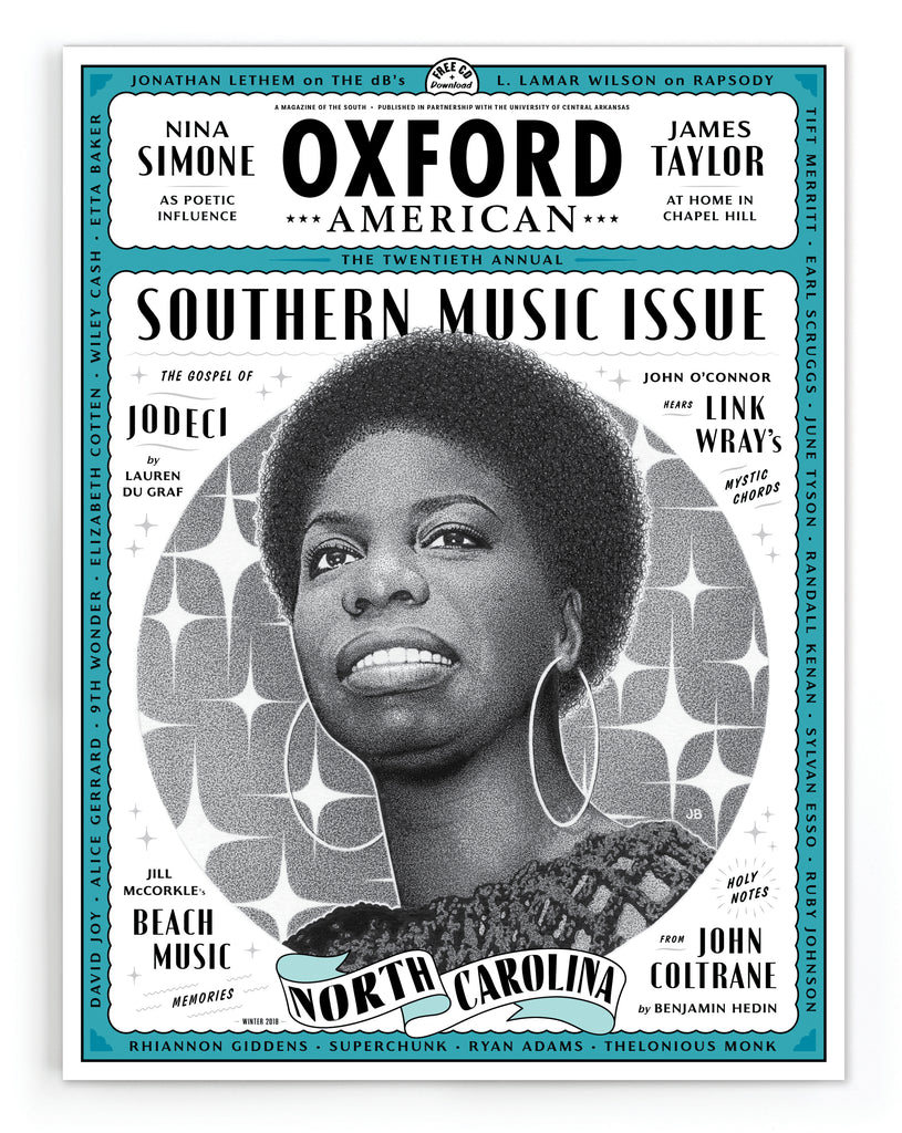 Issue 103: 20th Annual Southern Music Issue & CD — North Carolina