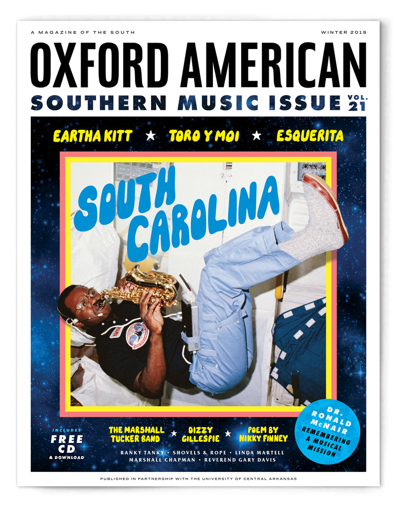 Issue 107: 21st Annual Southern Music Issue & CD – South Carolina