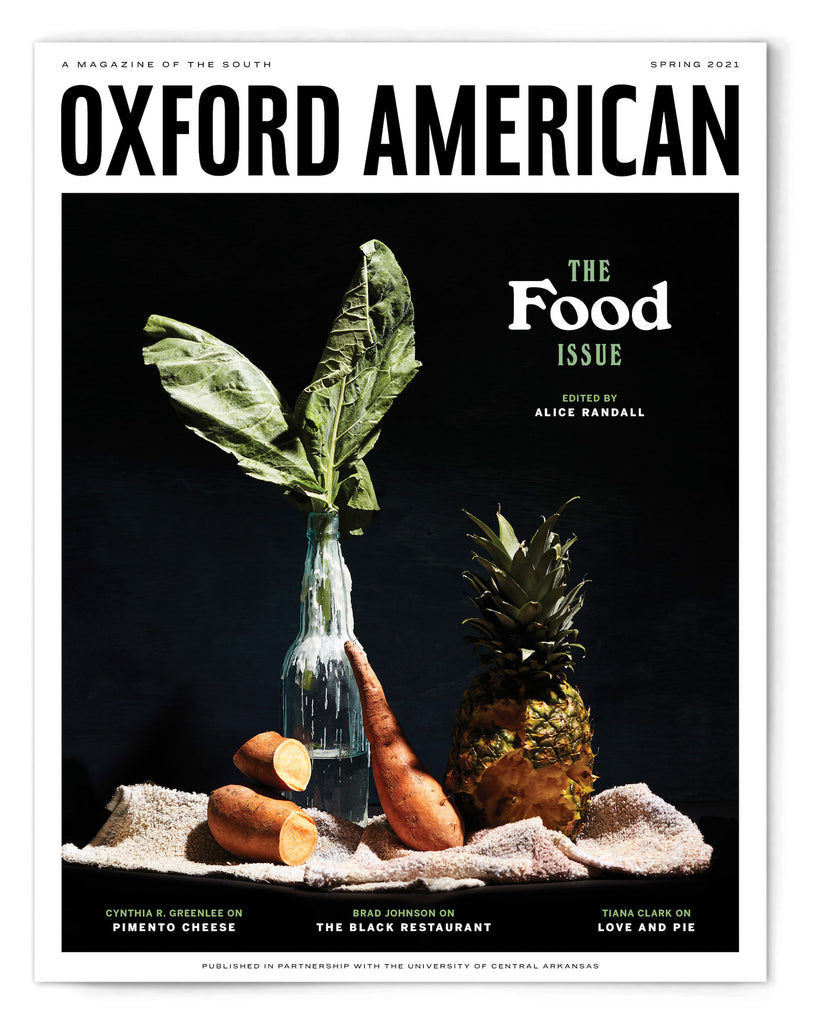 Issue 112: The Food Issue