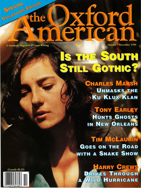 Issue 14: Late Fall 1996