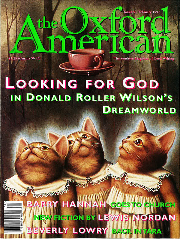 Issue 15: Winter 1997