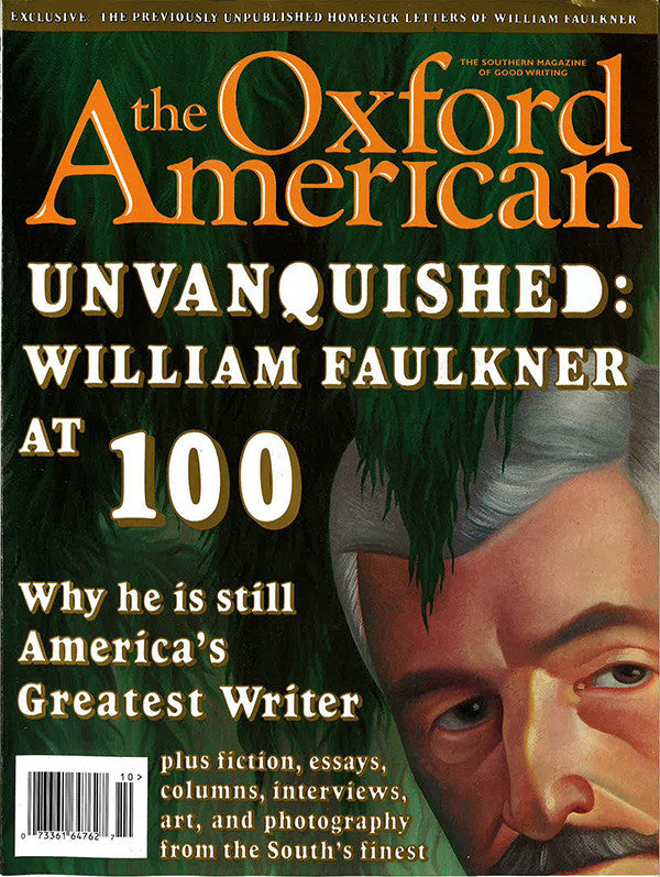 Issue 18: William Faulkner at 100