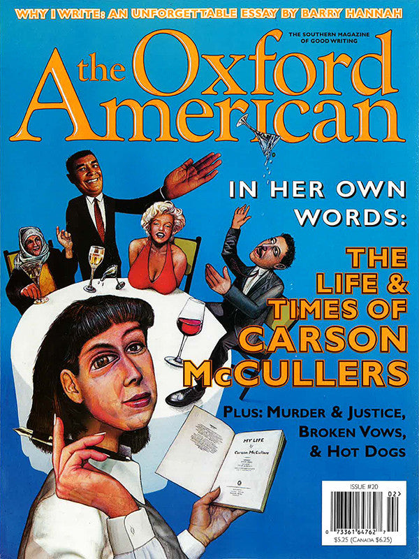 Issue 20: The Life & Times of Carson McCullers