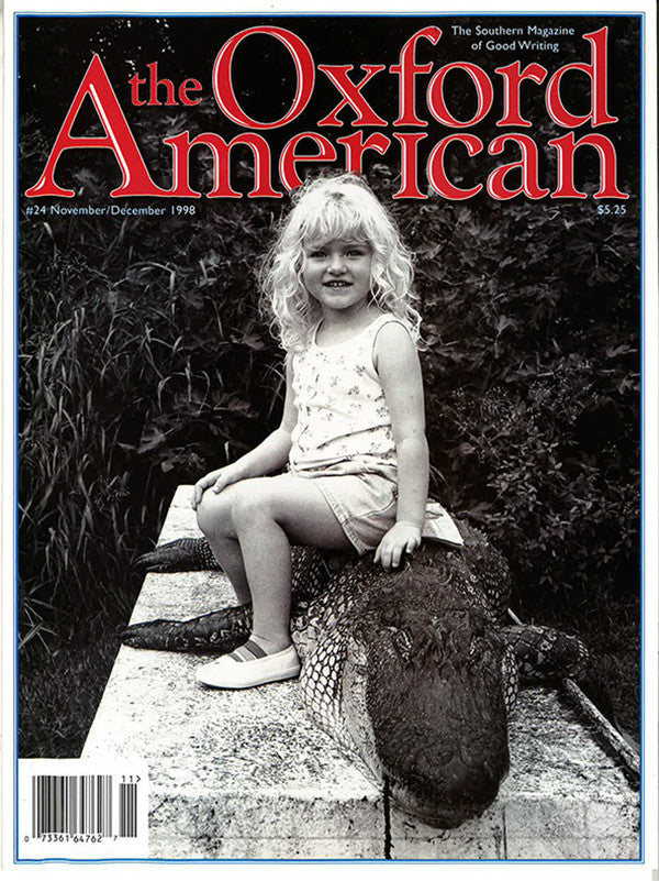 Issue 24: Late Fall 1998