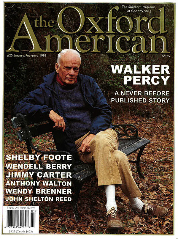 Issue 25: Walker Percy
