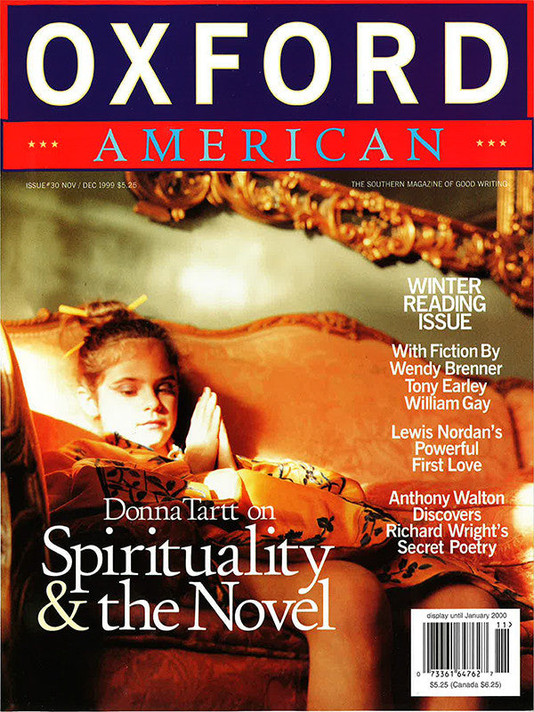 Issue 30: Winter 2000