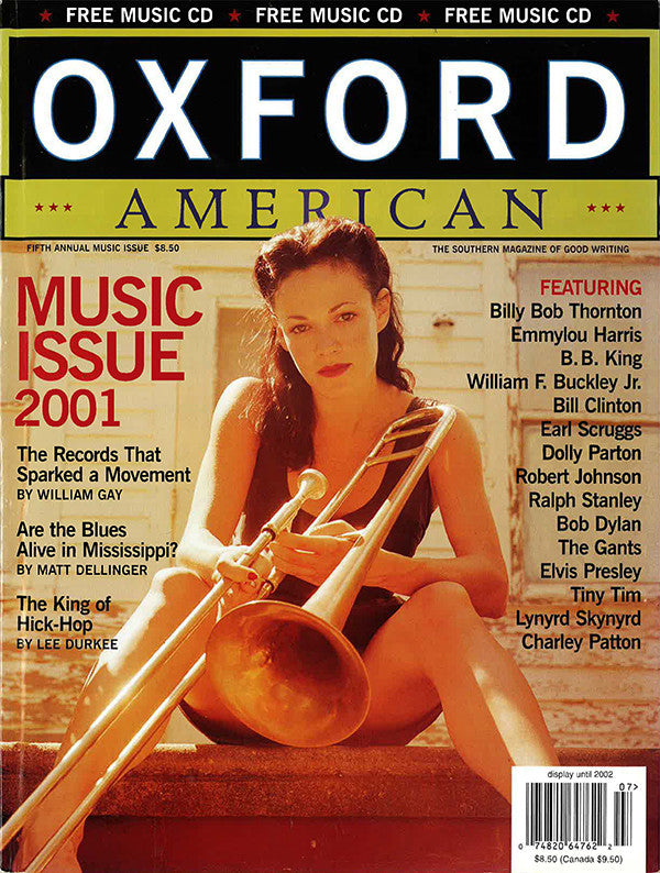 Issue 40: Summer 2001 Southern Music Issue - SOLD OUT